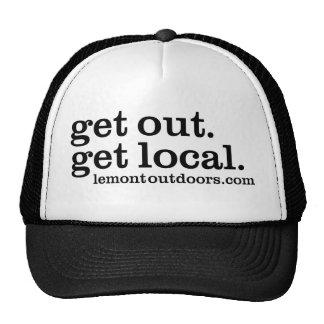 the get local lid trucker hat