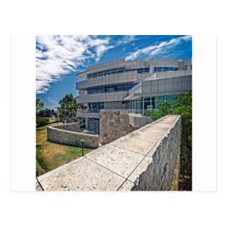 The Getty Center Research Institute Postcard