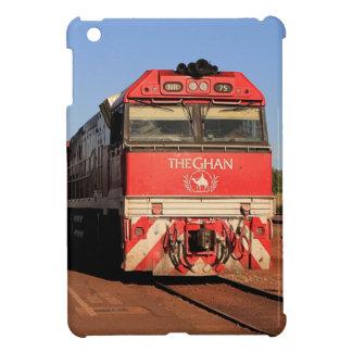 The Ghan train locomotive, Darwin iPad Mini Cover
