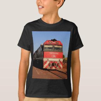The Ghan train locomotive, Darwin T-Shirt