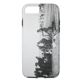 The Ghost Dance, South Dakota, 1890 (b/w photo) iPhone 7 Case