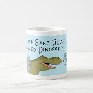 The giant flea coffee mug