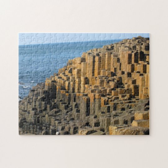 The Giants Causeway - Northern Ireland - Puzzle