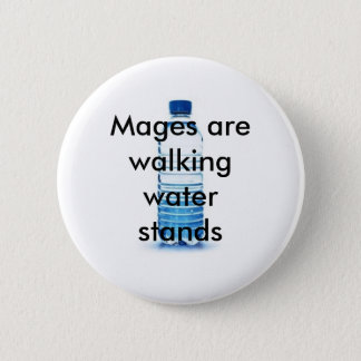 The gift given to Mage's... 6 Cm Round Badge