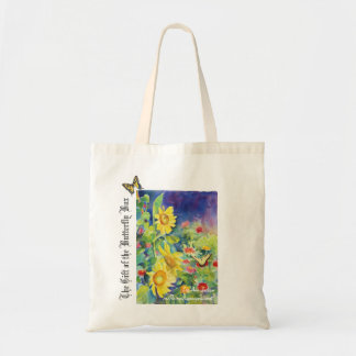 The Gift of the Butterfly Box Budget Tote Bag