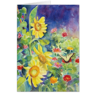 The Gift of the Butterfly Box Card