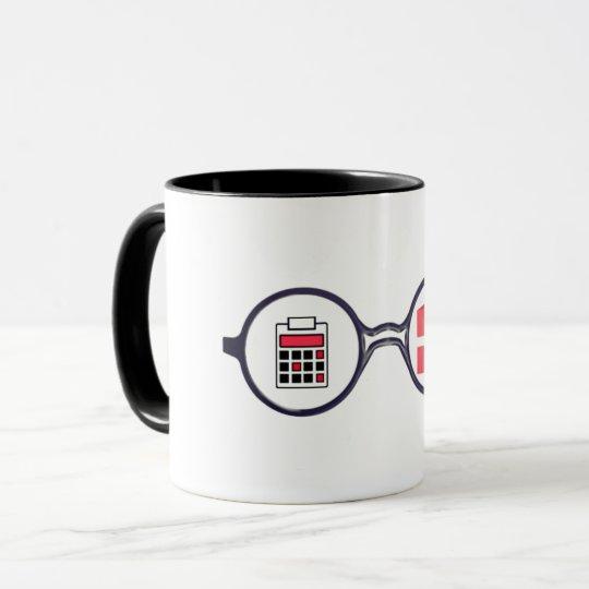 """""""The Gifted Accountant's Logo"""" Mug"""
