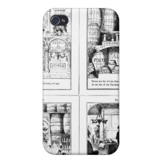 The Gin Shop Covers For iPhone 4