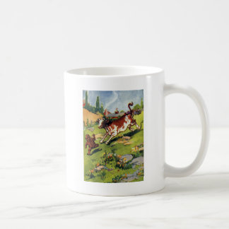 The Gingerbread Boy & the Cow Mugs
