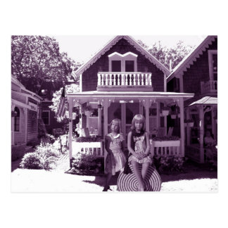 The Gingerbread House Postcard