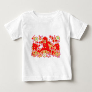 The_Gingerbread_Man Baby T-Shirt