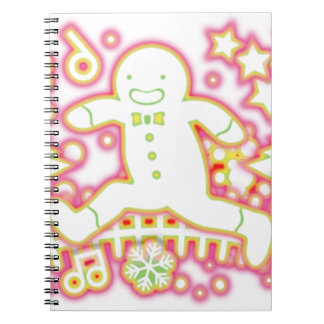 The_Gingerbread_Man Notebooks