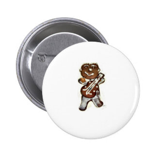 The Gingerbread Man Rocks Pins