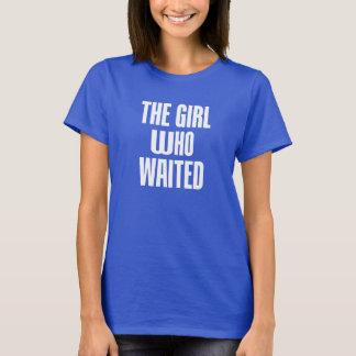 The GIRL who WAITED Tee