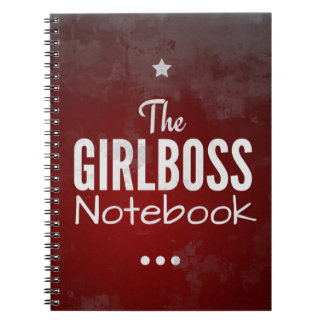 The Girlboss Notebook for work and motivation