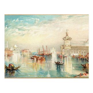 The Giudecca Venice Postcard