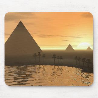 The Giza Necropolis Mouse Pad