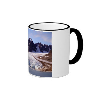 The glaciers are moving back mugs