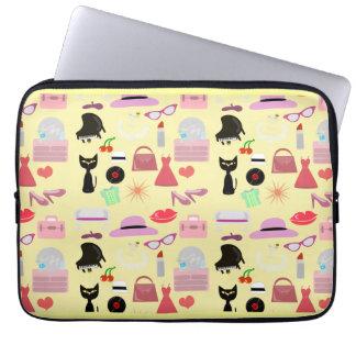 The Glam Life Laptop Case Laptop Sleeve