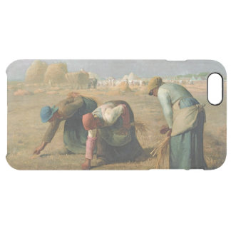 The Gleaners, 1857 Clear iPhone 6 Plus Case