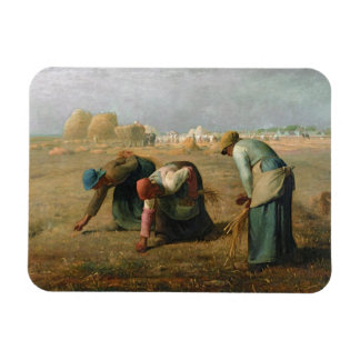 The Gleaners, 1857 Magnet