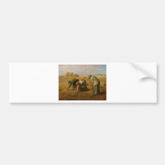 The Gleanors Painting Bumper Sticker