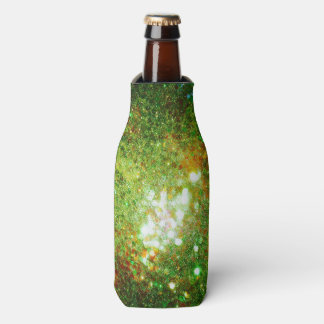 The Glitz Glitter Insulated Bottle Cooler!