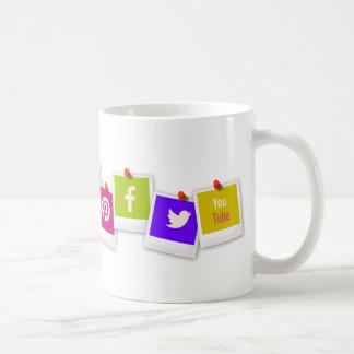 The Global Network Coffee Mug