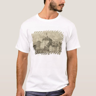 The Globe Theatre on the Bankside as it appeared i T-Shirt