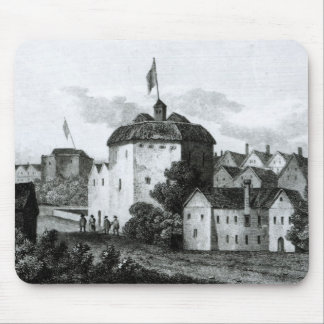 The Globe Theatre on the Bankside Mouse Pad