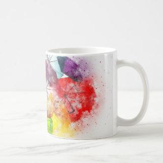 The Glorious Brolly Brigade Coffee Mug