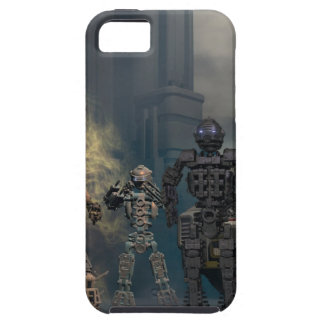 the glorious seven robots b iPhone 5 case