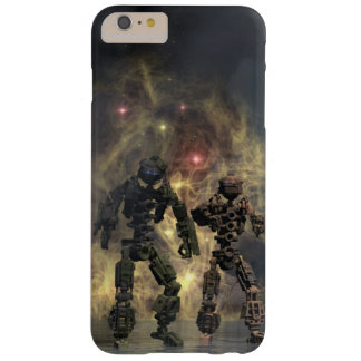 the glorious seven robots barely there iPhone 6 plus case
