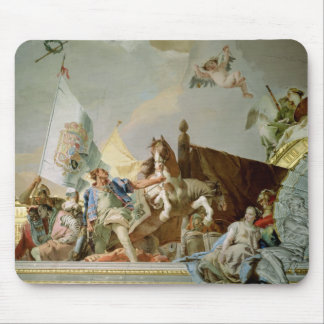 The Glory of Spain I Mouse Pad