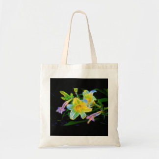 The Glow Of Daylilies Tote Bag