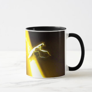 The Glowing Mantis Mug