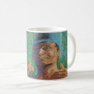THE GLUE SNIFFER COFFEE MUG