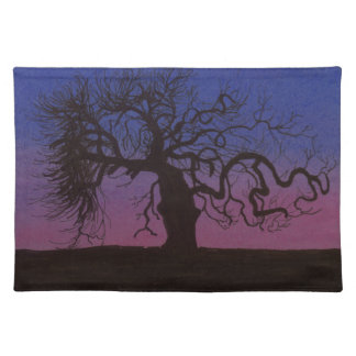 The Gnarly Tree Placemat