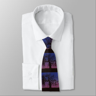 The Gnarly Tree Tie