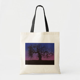 The Gnarly Tree Tote Bag