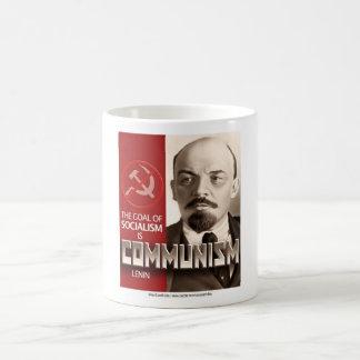 The Goal Of Socialism Basic White Mug