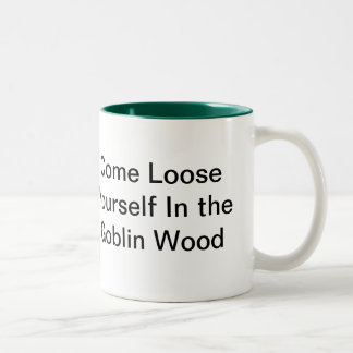 The Goblin Wood Two-Tone Coffee Mug