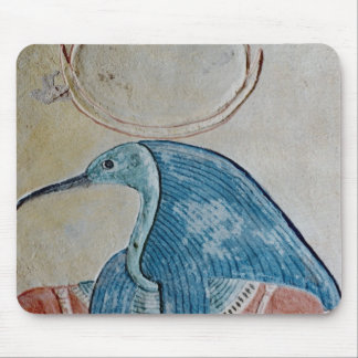 The god Thoth Mouse Pad