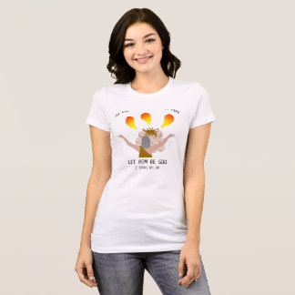 The God who answers by fire T-Shirt