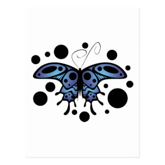 The Goddess Of Butterfly Postcard