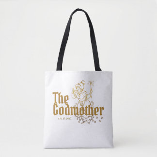 The Godmother Fairy Gold Tote Bag