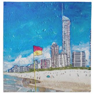 The Gold Coast Napkin