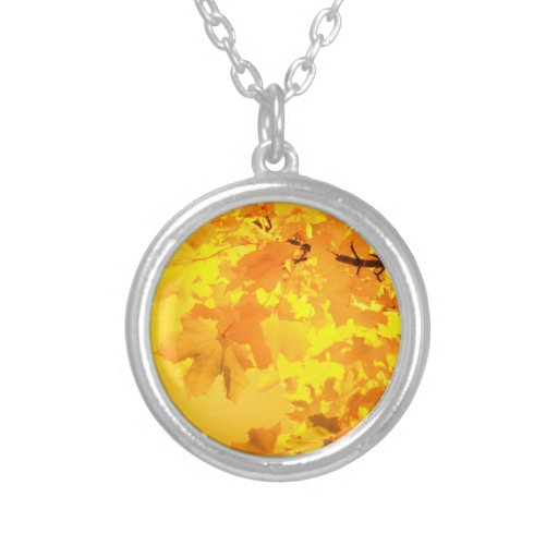 The Gold of Autumn Necklace