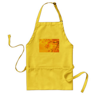 The Gold of Autumn Standard Apron