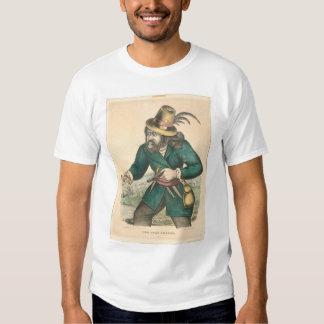 The Gold Seeker (0638A) Tee Shirts
